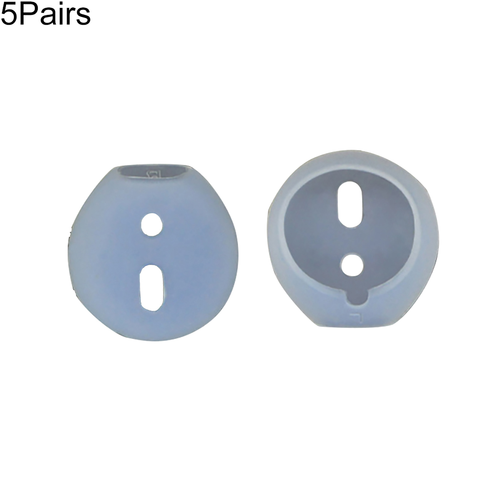 1-3-5-Pairs-Replacement-Silicone-Eartips-Anti-Lost-Earbud-Cover-For-Apple-Airpod thumbnail 20